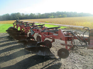 6 furrow plow