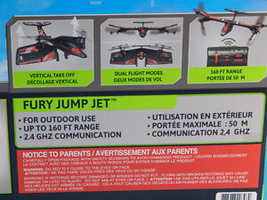 AirHogs Fury Jump Jet-Brand New in Box London Ontario image 6