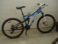 Almost New Mountain Bike