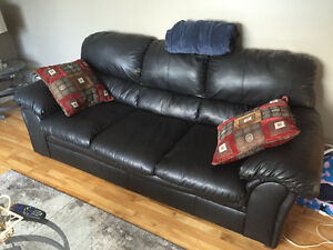 Couch love seat and recliner