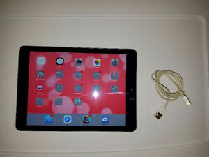Ipad Air 16 GB. LIKE NEW, NO DEFECTS.