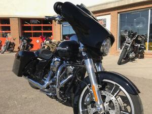 2017 Harley Davidson FLHXS Street Glide Special Vivid Black