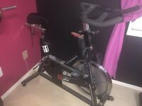 Gym quality spin bike for sale