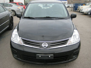 2010 Nissan Versa 1.8 SL HatchbackCAR PROOF VERIFIED SAFETY AND