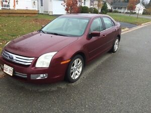 06 Ford Fusion  sel turn the key and drive it away