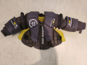 Goalie Chest Protector  Warrior Junior Small