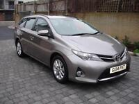 Toyota Auris VALVEMATIC ICON UBER READY PCO STICKER FINANCE AVAILABLE