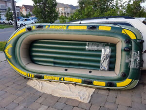 SeaHawk 4 - 11' Inflatable dingy raft