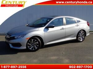 2016 Honda Civic Sedan EX+100K WARRANTY