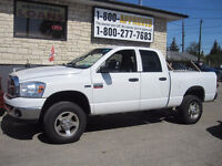 2009 DODGE RAM 2500 BAD CREDIT OK $29 DOWN TODAY DRVS HM