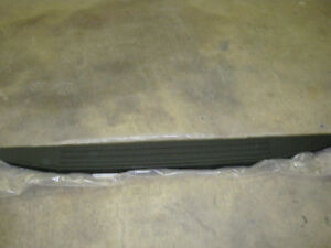 Tail gate Moulding
