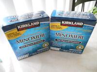 Minoxidil 12 month supply extra strength men regrowth