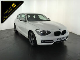 2014 BMW 120D SPORT DIESEL 3 DOOR HATCHBACK FINANCE PX WELCOME