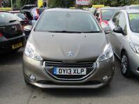 Peugeot 208 1.2 VTI 82 INTUITIVE (grey) 2013