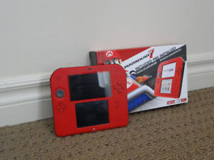 Nintendo 2DS/3DS/DS With Games Mario Kart Edition
