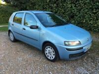 Fiat Punto 1.2 ( 80bhp ) Dynamic (Same Lady Owner For The Last 12 Years)