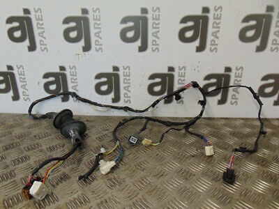 # MITSUBISHI LANCER DRIVERS SIDE REAR DOOR WIRING LOOM 8512A552 2010