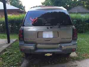 2002 chevy trailblazer ext AS IS