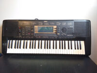 yamaha PSR 730 Synthesizer with 16 track sequencer, arranger etc