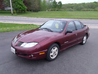 2004 Pontiac Sunfire Sedan Saint John New Brunswick Preview
