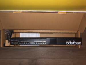 [New] Mikrotik Routerboard RB2011UiAS-RM 10 port Router