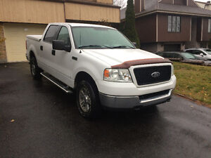Ford F150 2005 Pickup Truck 5.4 XLT Triton West Island Greater Montréal image 3