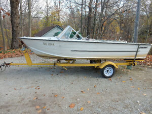 15' Starcraft Boat Project London Ontario image 1