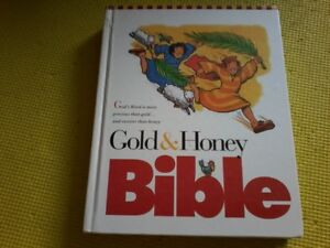 The Gold and Honey Bible