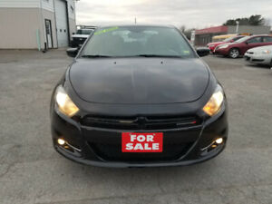 2014 DODGE DART RALLYE *** FULLY LOADED *** SALE PRICED $7995