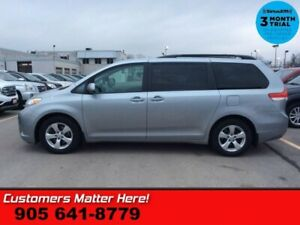 2013 Toyota Sienna LE  V6 P/SLIDERS CAM P/SEAT 8-PASS BT REAR-AC
