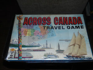 Across Canada Travel Game London Ontario image 1