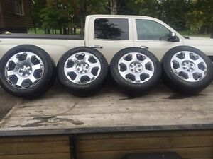 Ford f150 lariat tires and rims 20""