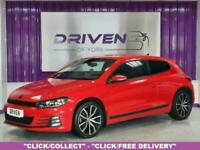 2016 Volkswagen Scirocco 1.4 GT TSI BLUEMOTION TECHNOLOGY 2d 123 BHP Coupe Petro