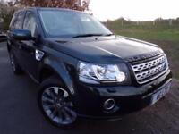 2012 Land Rover Freelander 2.2 SD4 HSE LUX 5dr Auto rear Camera! 1 Owner! 5 ...
