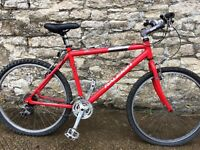 SERVICED ALLOY RALEIGH BIKE- FREE DELIVERY TO OXFORD!