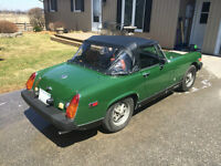 1977 MG Midget for Sale or Trade