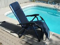 Lounge Chair - Marga, 0 Gravity Adjustable, Reclining, High End
