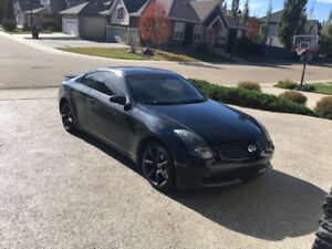 2003 G35 Coupe Low KM