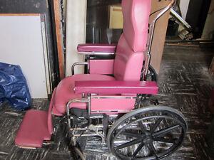 5 position wheel chair
