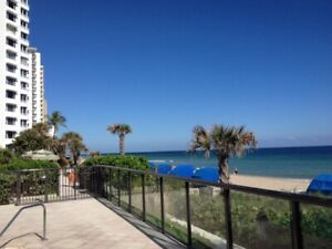 Beautiful Beach Front Ft Lauderdale Condo