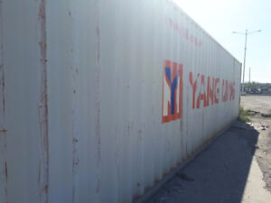 40 foot high cube shipping containers for sale