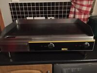 36 inch counter top buffalo griddle