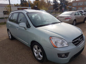 2007 KIA RONDO / 7 SEATS / NO ACCIDENT / LOADED / 1 OWNER