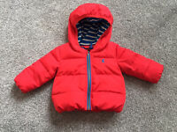 Red Joules Coat Jacket 0 - 3 Months