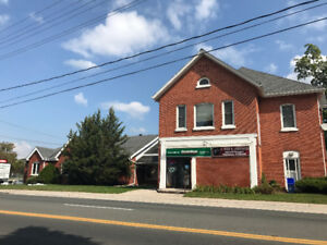 Innisfil - Small Office Building with 2 Apts. For Sale