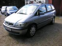 Vauxhall Zafira 2.0DTi 16v 2003. Design