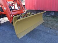 8' HLA Universal Tractor Plow