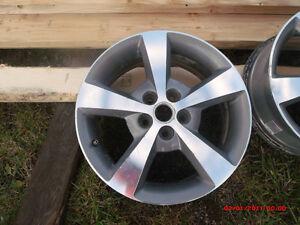 2012 malibu 17 inches mag wheels