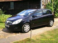 2009/58 Vauxhall Corsa 1.4i 16v Automatic Club