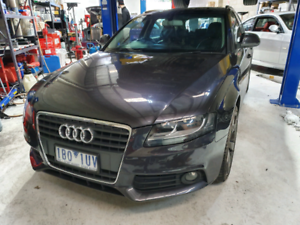 AUDI A4 wagon B8 1.8T turbo